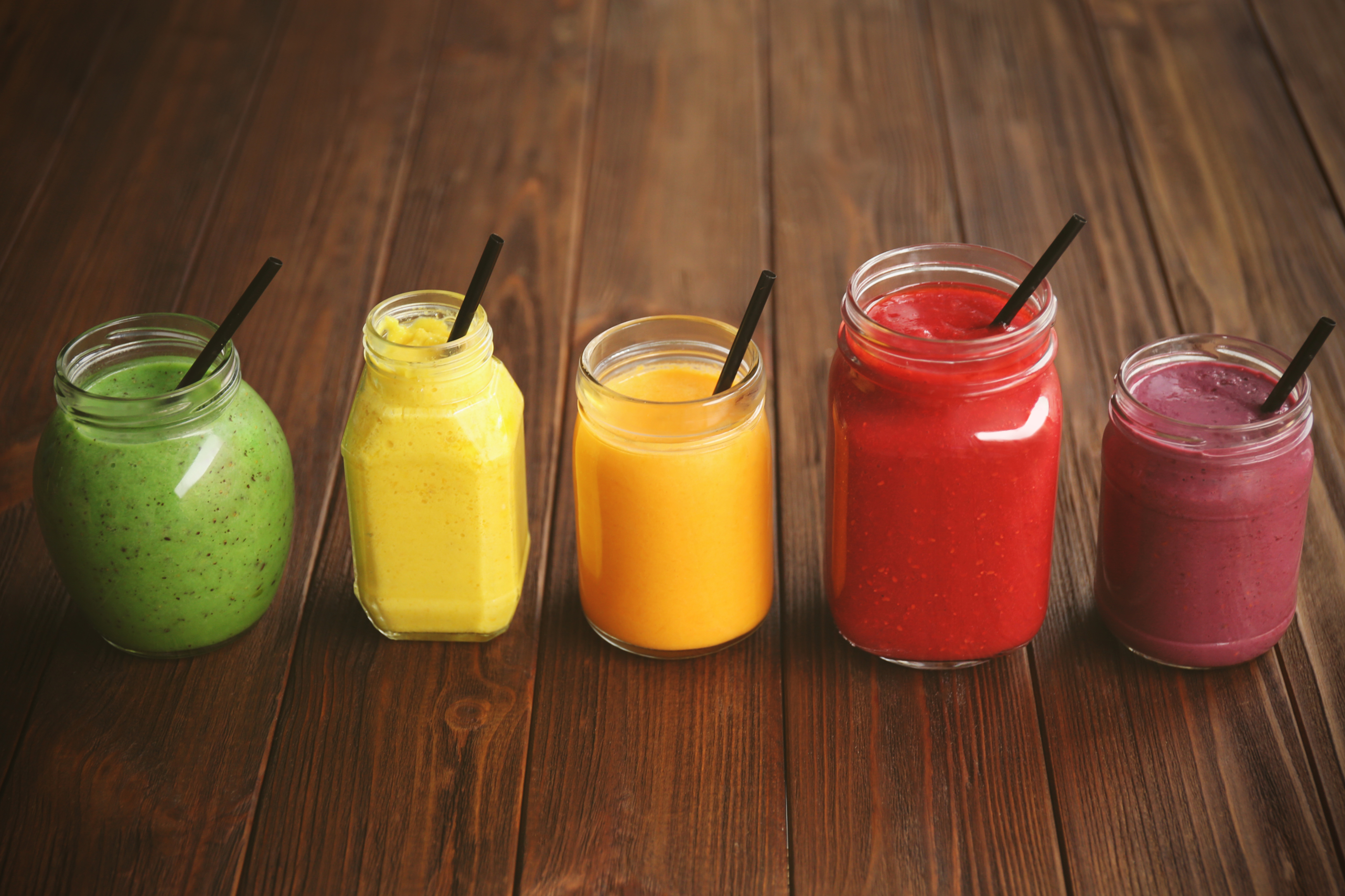 Smoothies and Blended Families